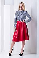 Женская юбка Стефания Красный, 42-46