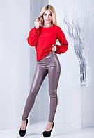 Женская блуза Карин Красный, 42-44