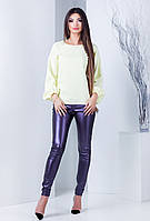Женская блуза Карин Жёлтый, 42-44