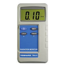 Измеритель радиации Tenmars TM-92