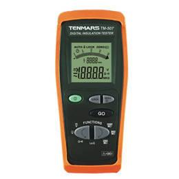 Тестер изоляции - мегаомметр Tenmars TM-507