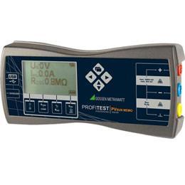 Тестер фотоэлектрических модулей и систем PROFITEST PVsun memo