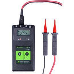 Мультиметр для использования в потенциально взрывоопасных средах METRALINE EXM25
