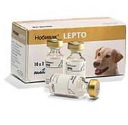 Вакцина Нобивак Lepto 1 доза-инактивированная вакцина против лептоспироза собак