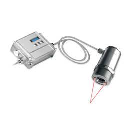 Стационарный пирометр Optris CT Laser LT/CF4