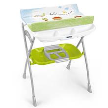 Столик для пеленания VOLARE Cam, цвет мульти