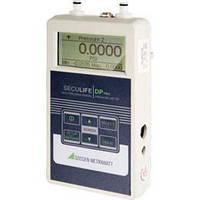 Прецизионный конфигурируемый прибор для тестирования манометров SECULIFE DP PRO