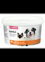 Beaphar Salvical - Витаминно-минеральная добавка для зубов и костей 250г (12626), фото 2