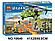 """Конструктор Bela 10640 Urban """"Грузовой вертолёт исследователей вулканов"""" 348 деталей. (Аналог LEGO City 60123), фото 2"""