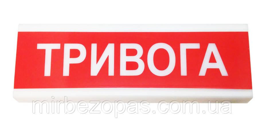 """Оповещатель свето-звуковой ОСЗ-1 (Светозвуковой указатель """"ТРИВОГА""""), фото 2"""