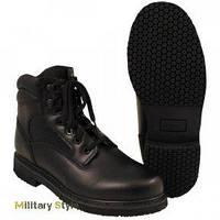 """Ботинки британские """"Security"""" (Black)"""