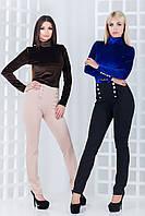 Женские брюки Аделина Беж