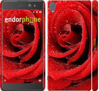 """Чехол на Sony Xperia XA Ultra Dual F3212 Красная роза """"529c-391-10512"""""""