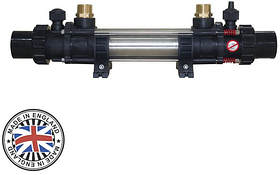 Теплообмінник Elecro G2I HE 49 кВт (incoloy)
