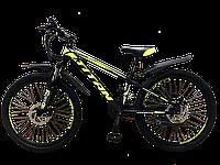 """Подростковый велосипед Titan Spider 24""""×12"""", фото 1"""