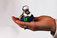 Господарочка благополучниця в синьо-зелених кольорах, фото 1