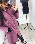 Женская утепленная демисезонная куртка (расцветки), фото 8