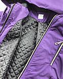 Женская утепленная демисезонная куртка (расцветки), фото 9