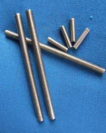Шпилька М24х1000 DIN 975 резьбовая метровая класс прочности 5.8