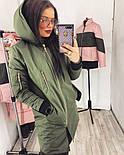 Женская утепленная демисезонная куртка (расцветки), фото 10