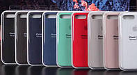 Оригинальный Силиконовый чехол Apple\Original silicone case for iPhone 8 plus (Original)