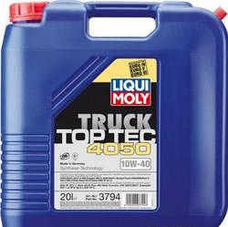 LIQUI MOLY TOP TEC TRUCK 4050 10W-40 20л