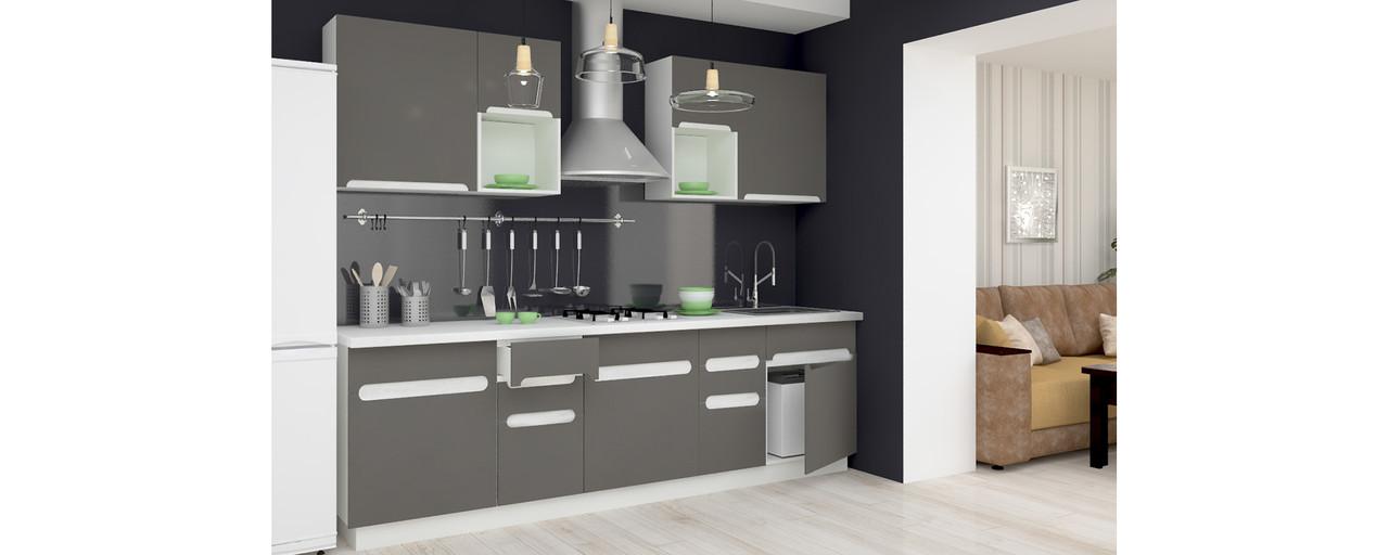 """Кухня """"KLER"""" 2000 Luxe Studio"""