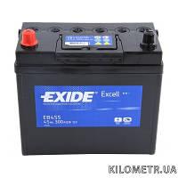 Аккумулятор   45Ah-12v Exide EXCELL(234х127х220),L,EN330 Азия тонк.клеммы
