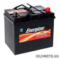 Акумулятор 60Ah-12v Energizer Plus (232х173х225), R,EN510