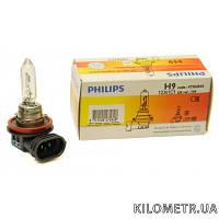 Лампа галогенная H9 12V 65W PGJ19-5