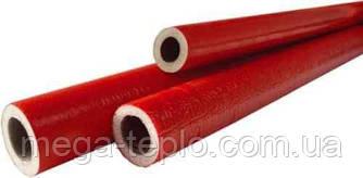 Труба ізоляційна  Sanflex Stabil 18/6 мм червона