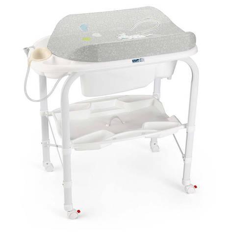"""Столик для пеленания """"CAMBIO Cam"""", серый, фото 2"""