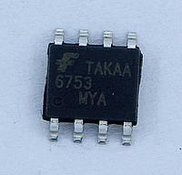 Микросхема FAN6753MY (SOP8)