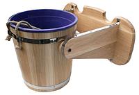 Водопад 10 литров с пластмассовой вставкой