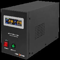 ИБП LogicPower LPY-B-PSW-1000VA+ с правильной синусоидой, 700 Вт