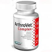 VetExpert ArthroVet HA Complex (60табл)-лечение нарушений функций суставных хрящей и суставов (58235)