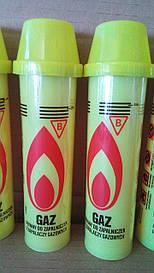 """Газ """"Желтый"""" для заправки зажигалок"""