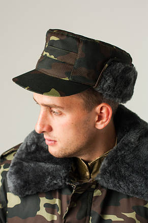 Кепка камуфляжная Одесса, фото 2