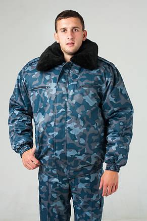 Куртка для охраны ОЗФ Город ОМОН, фото 2