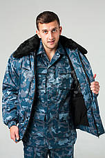 Куртка для охраны ОЗФ Город ОМОН, фото 3