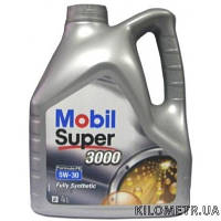 Mobil  5w30 4л  SUPER 3000 Formula FE МОТОРНОЕ МАСЛО - СИНТЕТИЧЕСКОЕ