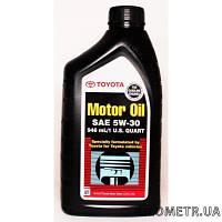 Масло моторное TOYOTA MOTOR OIL 5W-30 1QT USA