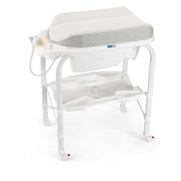"""Столик для пеленания """"CAMBIO AMORE MIO / SOFT Cam"""", серый"""