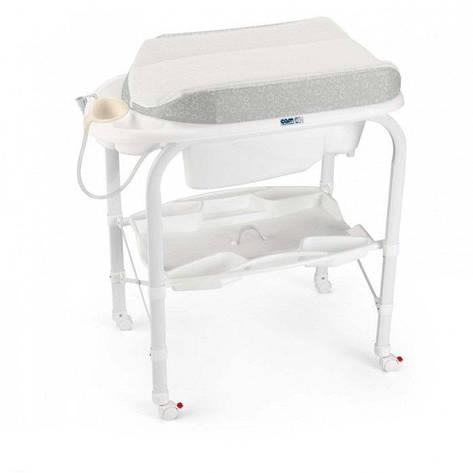 """Столик для пеленания """"CAMBIO AMORE MIO / SOFT Cam"""", серый, фото 2"""