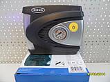 Компресор автомобільний 12В з аналоговим датчиком тиску RAC610, фото 2