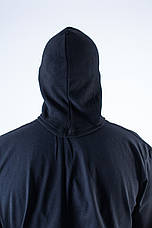 Балаклава флисовая черная, фото 3