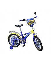 """Дитячий велосипед DendiToys 2-х колісний 14"""""""