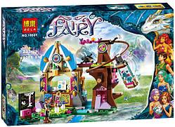 "Конструктор Bela Fairy 10501 аналог Lego Elves 41173 ""Школа драконов"", 233 детали"