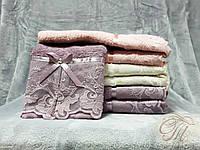 Полотенце для лица Кружево-вуалька