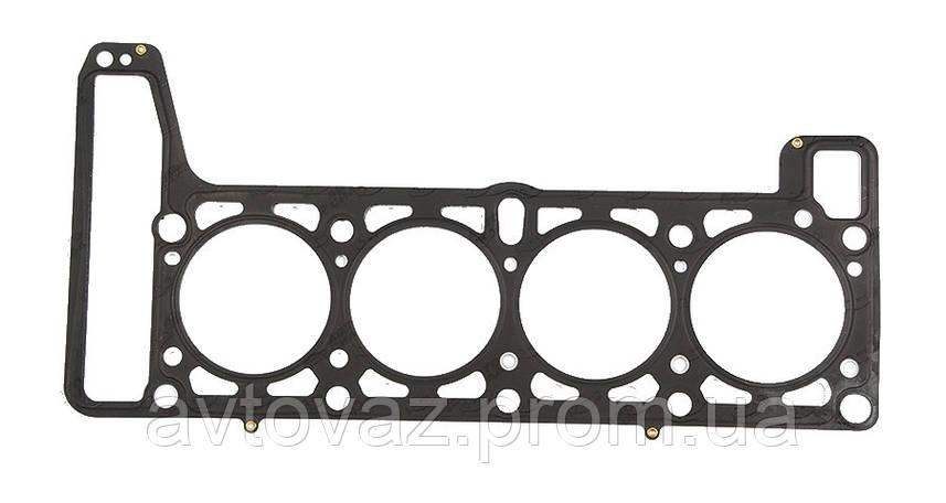 Прокладка головки блока, ГБЦ, ВАЗ 21214, 2123 Нива Шевроле (метал с черным герметиком, сплошное покрытие) ВАЗ